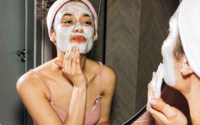 DIY CBD Face Mask